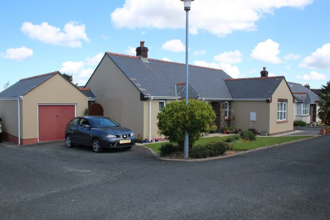 Detached bungalow for sale in Cromwell Drive, Redberth, Tenby