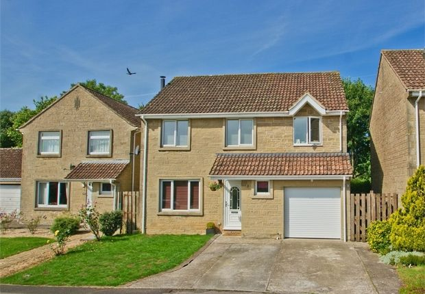 Thumbnail Detached house for sale in Doulting, Shepton Mallet, Somerset