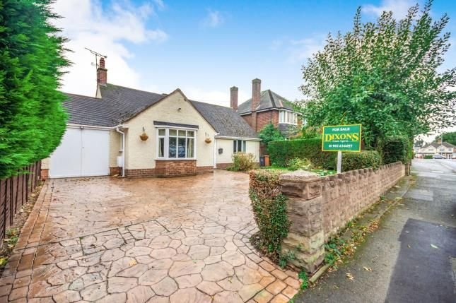 Thumbnail Bungalow for sale in Mill Lane, Short Heath, Willenhall, West Midlands