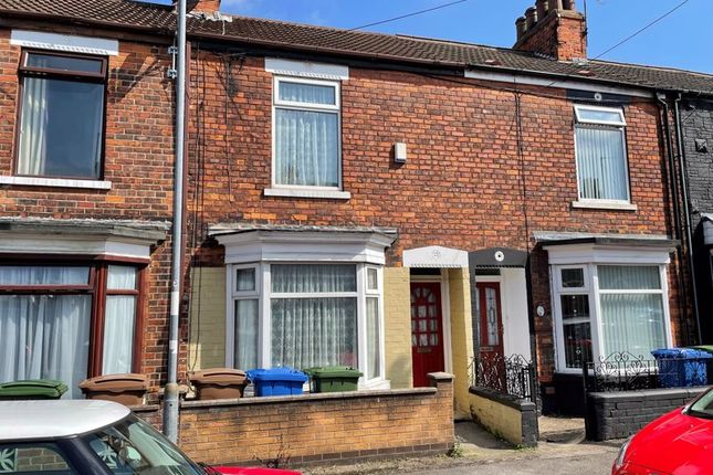 Thumbnail Terraced house to rent in Edward Street, Hessle