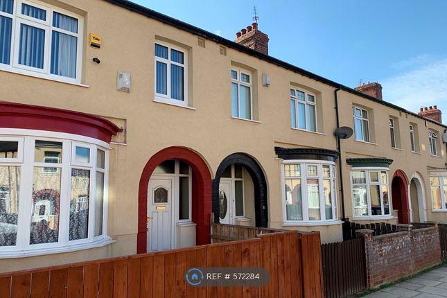 Thumbnail Terraced house to rent in Osborne Road, Stockton-On-Tees