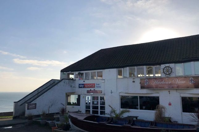 Thumbnail Commercial property for sale in Pettycur Road, Kinghorn, Burntisland