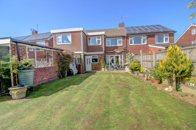 Thumbnail Semi-detached house for sale in Manlake Avenue, Winterton, Nr. Scunthorpe