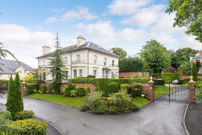 Thumbnail Flat for sale in Westwood House, St Hilarys Park, Alderley Edge
