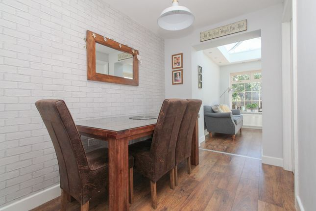 Dining Room of Hartfield Court, Hasland, Chesterfield S41