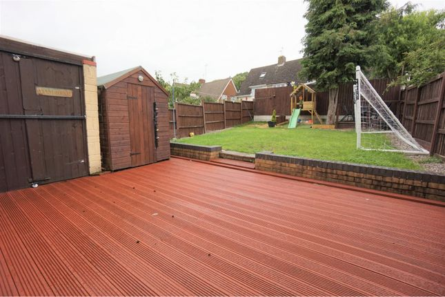 Rear Garden of Russells Hall Road, Dudley DY1