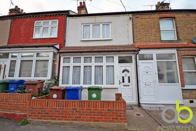 Thumbnail Terraced house to rent in Rosedale Road, Grays