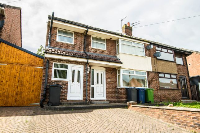 Thumbnail Semi-detached house to rent in Marians Drive, Ormskirk