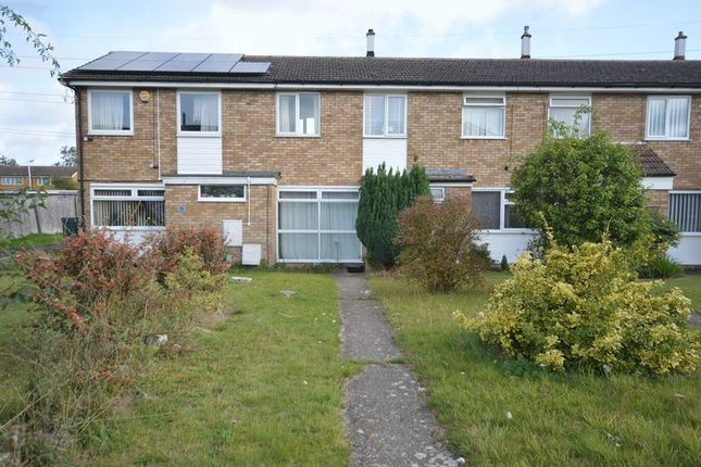 Thumbnail Terraced house to rent in Grangeway, Houghton Regis, Dunstable