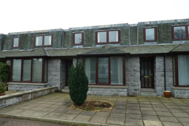 Thumbnail Terraced house to rent in Rubislaw Den South, Aberdeen