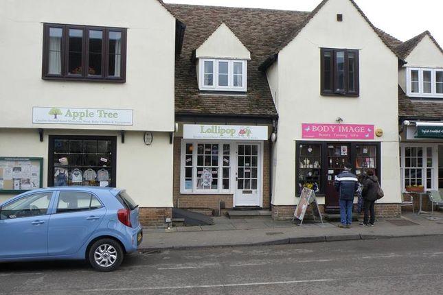 Thumbnail Retail premises to let in High Street, Fulbourn, Cambridge, Cambridgeshire