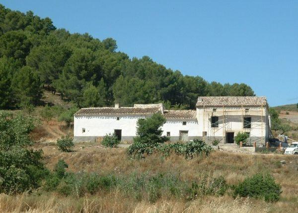 13 bed villa for sale in El Ginte, Vélez-Rubio, Almería, Andalusia, Spain