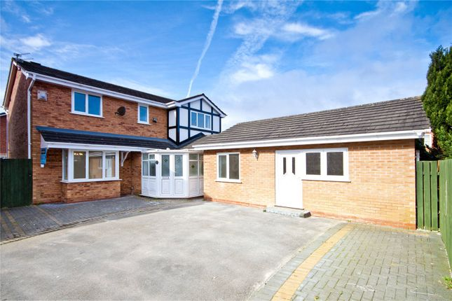 Thumbnail Detached house for sale in Magnolia Close, Liverpool, Merseyside