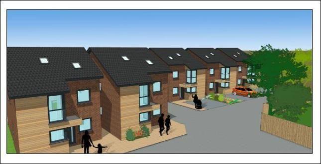 Thumbnail Detached house for sale in Elmhurst Business Park, Elmhurst Road, Gosport