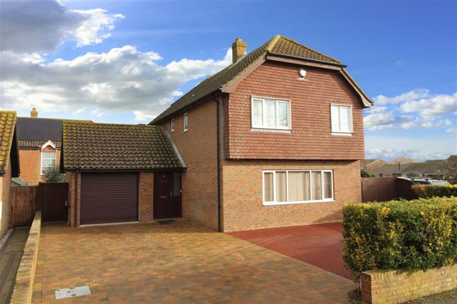 Thumbnail Detached house for sale in Hythe, Kent