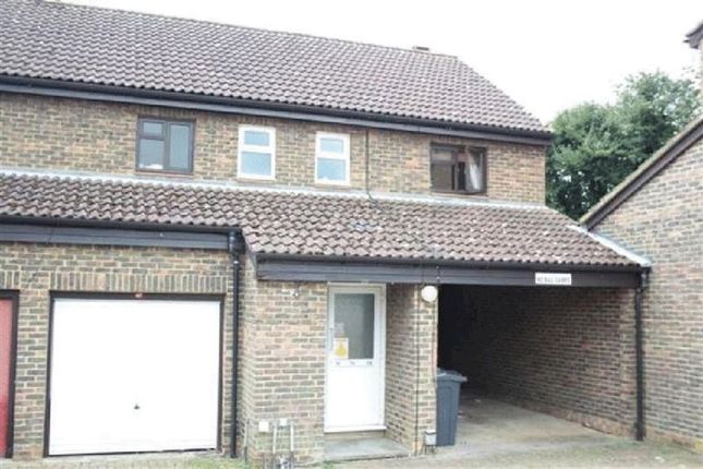 Thumbnail Flat to rent in Lapwing Rise, Stevenage
