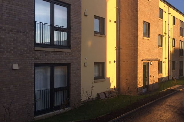 Thumbnail Flat to rent in Burdock Road, South Queensferry