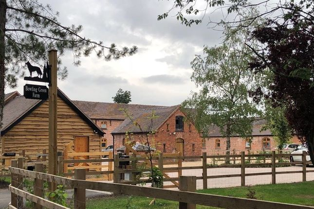 Thumbnail Barn conversion for sale in The Avenue Peplow, Hodnet