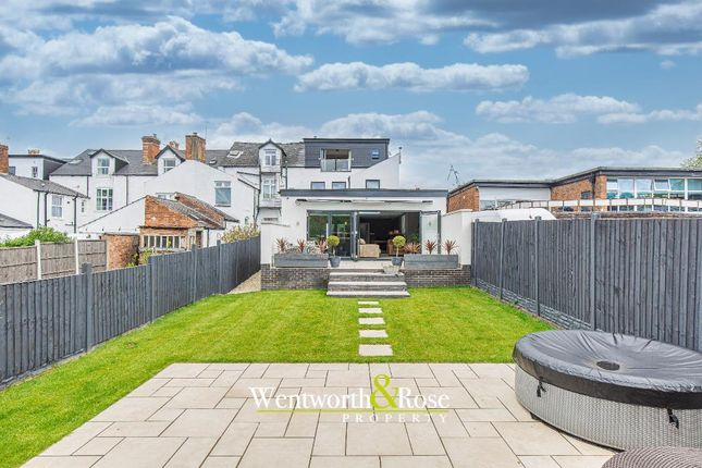 Thumbnail Mews house for sale in Victoria Road, Harborne, Birmingham