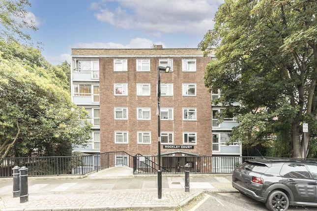 1 bed flat for sale in Rockley Road, London W14