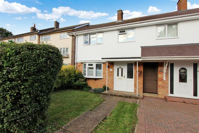 Thumbnail End terrace house for sale in Long Arrotts, Gadebridge, Hemel Hempstead, Hertfordshire