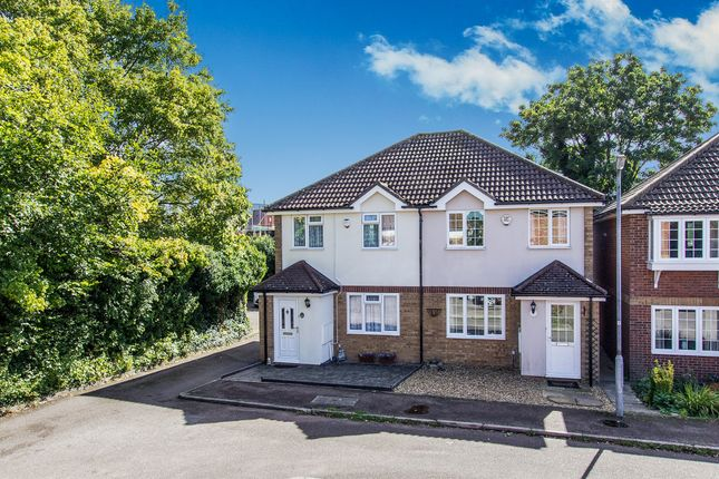 3 bed end terrace house for sale in Kristiansand Way, Letchworth Garden City SG6