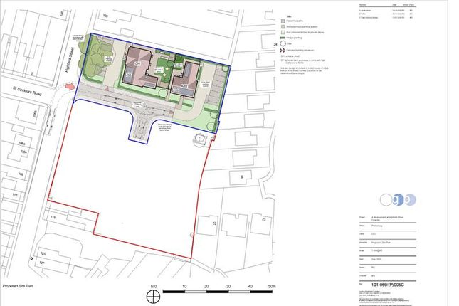 Thumbnail Land for sale in Land At Workspace 17 Highfield Street, Coalville, Leicestershire