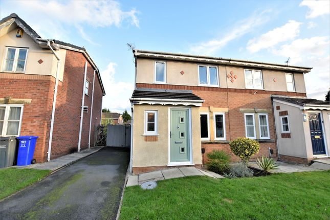 3 bed semi-detached house for sale in Scholars Drive, Withington, Manchester M20