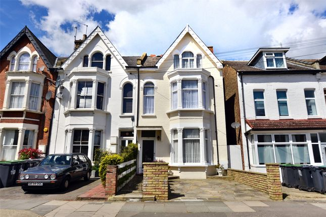 Thumbnail End terrace house for sale in Whittington Road, Bowes Park, London