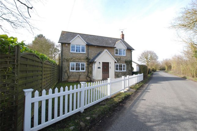 Thumbnail Detached house for sale in Church Road, Greenstead Green, Halstead, Essex