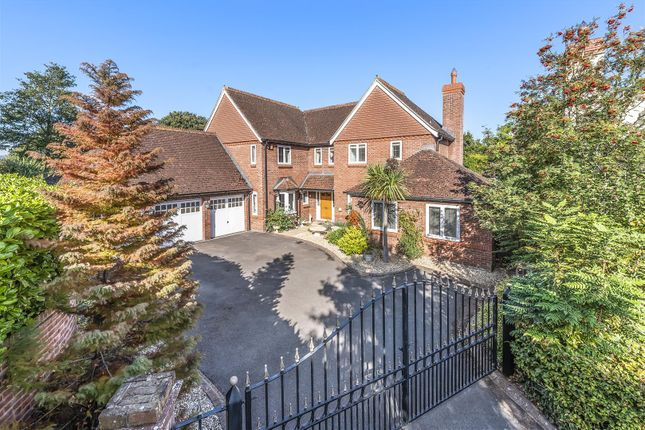 Thumbnail Detached house for sale in Lethbridge Park, Bishops Lydeard, Taunton