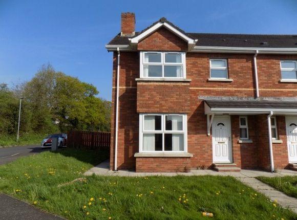 Thumbnail Semi-detached house for sale in Ballybay Meadows, Portadown, Craigavon