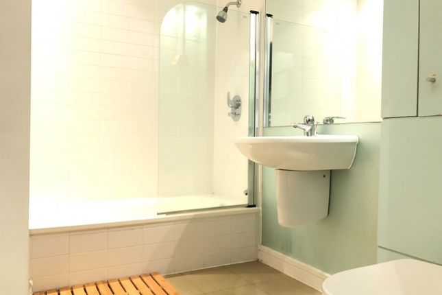Bathroom of St. Marys Parsonage, Manchester M3