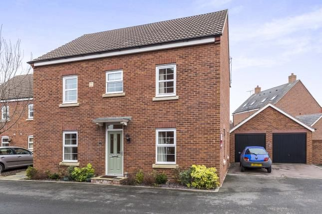 Thumbnail Detached house for sale in Buchan Drive, Kingsway, Quedgeley, Gloucester