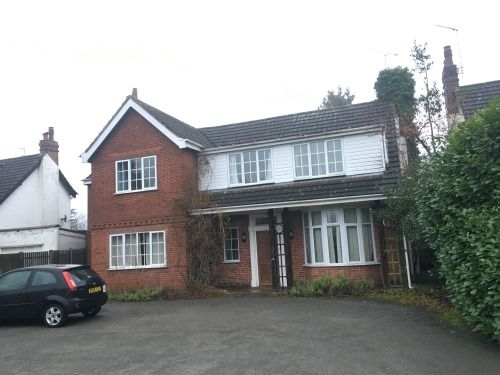Thumbnail Detached house for sale in Lillington Road, Leamington Spa