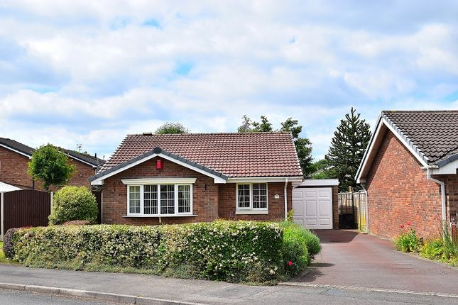 Thumbnail Detached bungalow for sale in Timor Grove, Trentham, Stoke On Trent