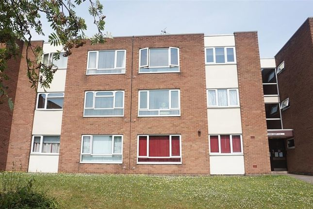 Thumbnail Flat for sale in Leigh Court, Alwynn Walk, Erdington