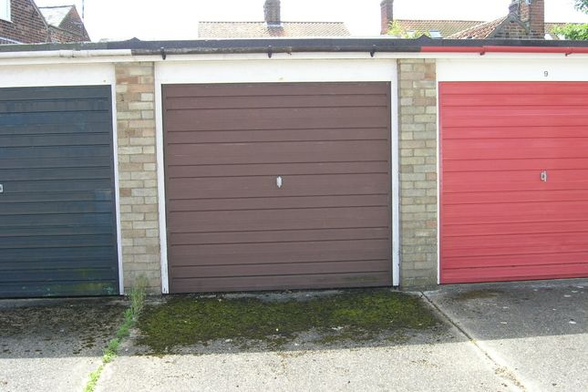 Parking/garage to rent in Garage 10, Hotson Road, Southwold