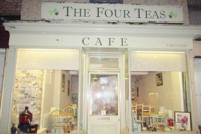 Restaurant/cafe for sale in 26A Market Place, Bedale