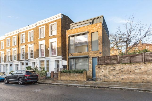 Detached house to rent in St Pauls Crescent, Camden, London
