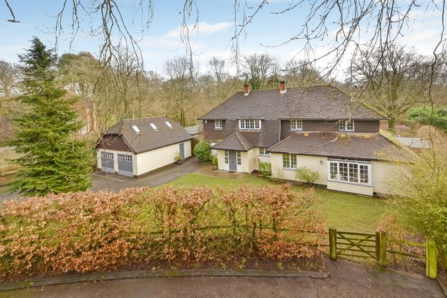 Thumbnail Detached house for sale in Hyden Wood, East Meon, Petersfield