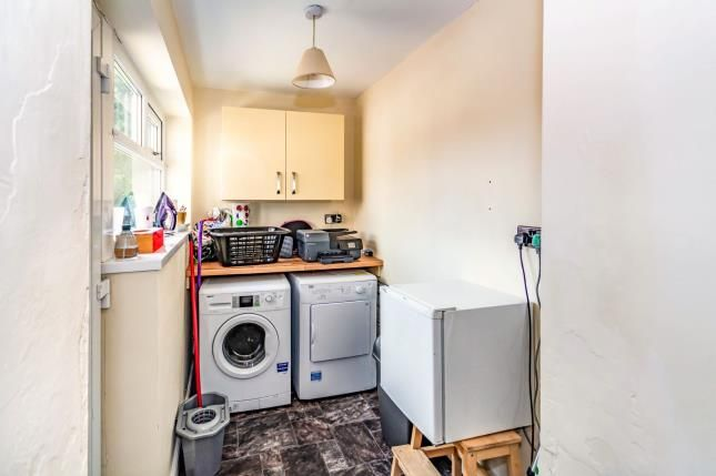 Utility Room of Canning Street, Heaton Norris, Stockport, Cheshire SK4