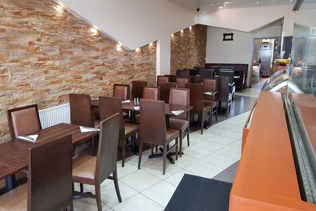 Thumbnail Restaurant/cafe for sale in Station Road, Harrow