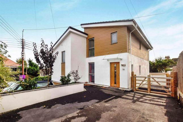 Thumbnail Detached house for sale in Woodhill Avenue, Portishead, Bristol