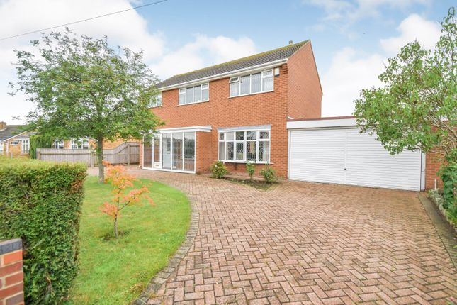 Thumbnail Detached house for sale in Highthorpe Crescent, Cleethorpes