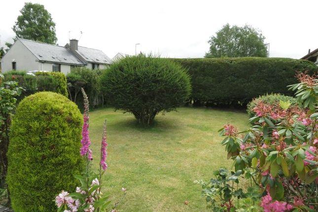 Front Garden of Logie Place, Conon Bridge, Dingwall IV7