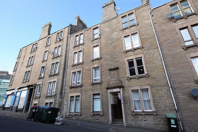 Thumbnail 2 bed flat for sale in Cleghorn Street, Dundee