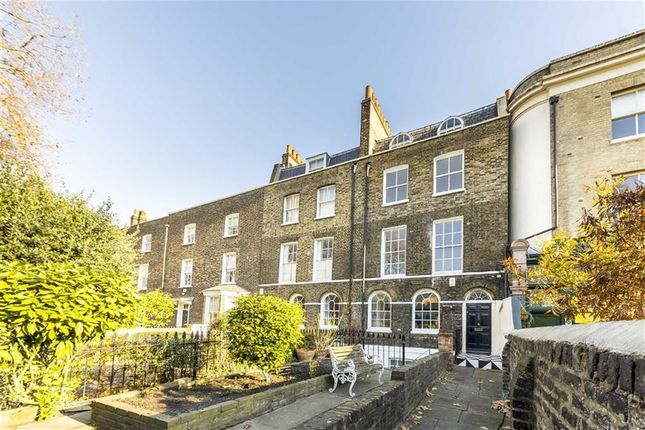 Thumbnail Terraced house for sale in Wincott Parade, Kennington Road, London