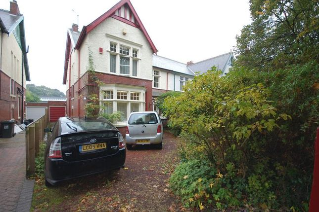 Thumbnail Semi-detached house for sale in Northumberland Avenue, Forest Hall, Newcastle Upon Tyne