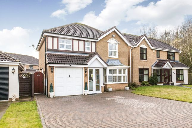 Thumbnail Detached house for sale in Haydon Green, Billingham